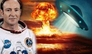 Edgar Mitchell: Người ngoài hành tinh đã ngăn chiến tranh hạt nhân xảy ra trên Trái Đất