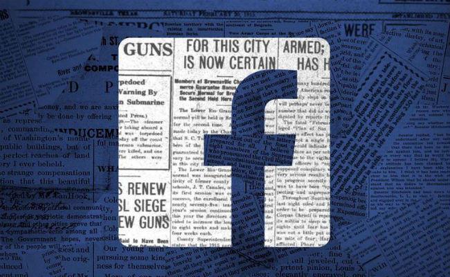 Facebook sẽ có thêm tab 'tin nóng' là news tab