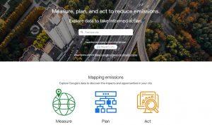 Google ra mắt công cụ đánh giá mức độ ô nhiễm của các thành phố