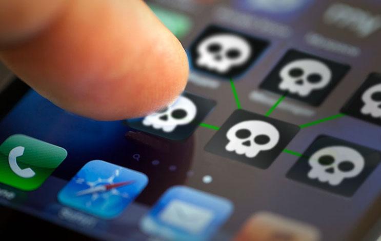 Hàng loạt ứng dụng iOS chứa mã độc