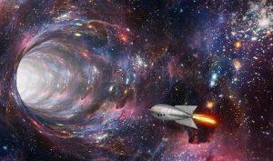 Lỗ đen là một cánh cổng thời gian dẫn đến thế giới khác?