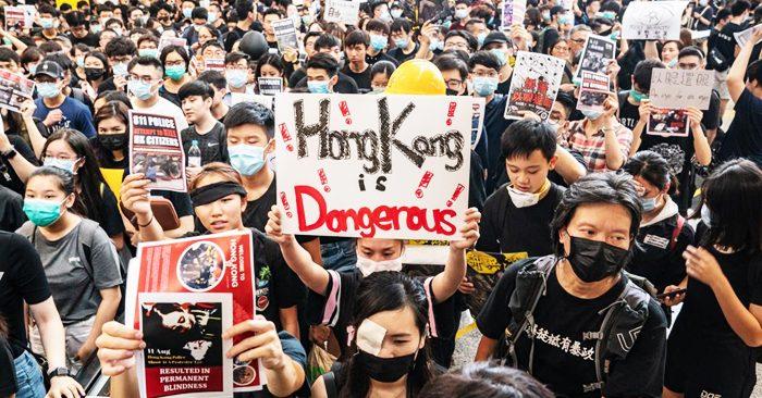 Khủng bố trắng: Nỗi ám ảnh cho bất kỳ ai đối kháng chính quyền Trung Quốc