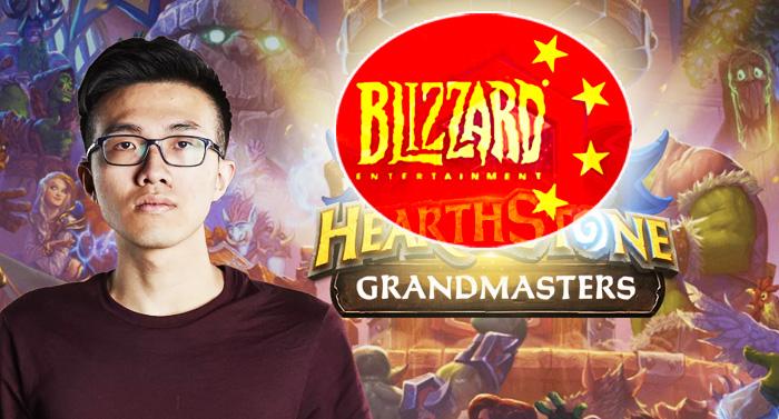 """Blizzard Entertainment đồng loạt bị tẩy chay trên toàn cầu vì """"bịt miệng"""" game thủ """"Blitzchung"""" ủng hộ Hồng Kông. (Ảnh: InfoGame)"""