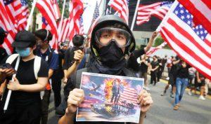 """""""Dự luật Nhân quyền và Dân chủ Hồng Kông"""" phiên bản mới có điểm gì khác?"""