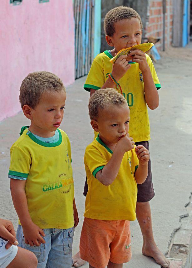 Ireneu hy vọng rằng những đứa con của anh, bao gồm Railson 3 tuổi và Rafael 2 tuổi sẽ trở thành cầu thủ bóng đá chuyên nghiệp