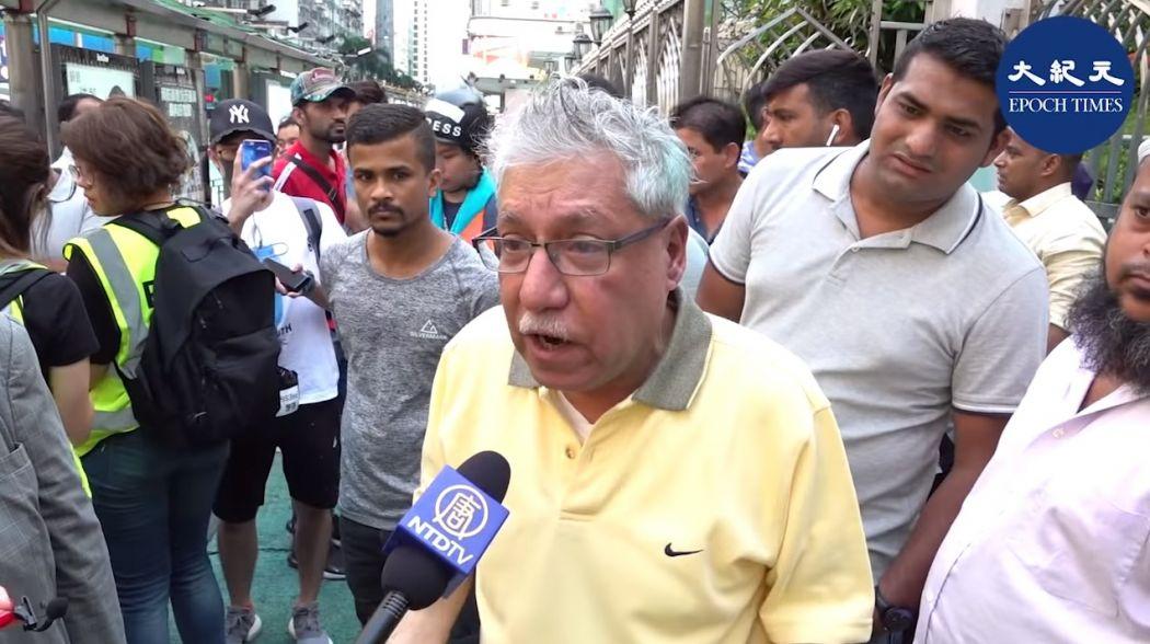 Tấn công nhà thờ Hồi giáo, cảnh sát Hồng Kông ngày càng vô sỉ (ảnh 3)