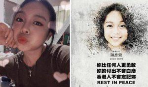 Thiếu nữ 15 tuổi Hồng Kông chết trôi trên biển là do tự tử hay bị sát hại?