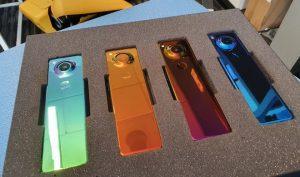 'Cha đẻ' Android hé lộ smartphone dài đến dị thường