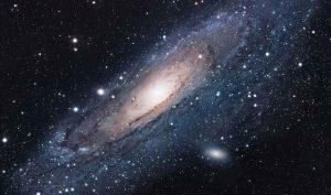 Thiên hà Tiên Nữ chuẩn bị nuốt chừng dải Ngân Hà, nơi chúng ta sinh sống