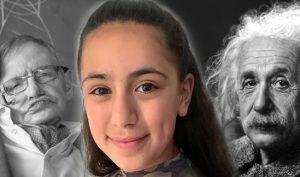 Thần đồng 11 tuổi có IQ cao hơn cả Einstein và Stephen Hawking