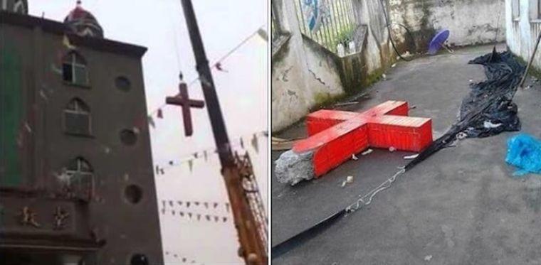 ĐCSTQ chèn ép tín đồ Cơ Đốc phải trốn ở nghĩa trang và chuồng heo (ảnh 3)