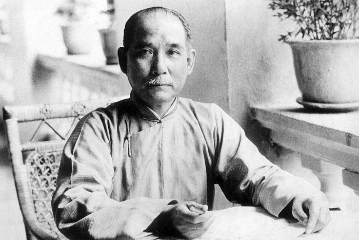 Trong cuộc cách mạng quốc gia, Tôn Trung Sơn đã nhiều lần trốn đến Hồng Kông, vào sinh ra tử.