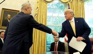 Mỹ-Trung đạt thỏa thuận thương mại một phần, TT Trump tạm ngừng tăng thuế