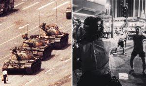 """""""Tank Man Hồng Kông"""" và Dân Trận được trao tặng """"Giải thưởng Công dân"""" Hoa Kỳ 2019"""
