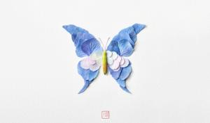 20 tác phẩm tuyệt vời về động vật được tạo hình từ những cánh hoa tươi
