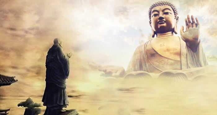 Vác lễ nặng trèo núi cao lên chùa thiêng vì sao vẫn không được Thần Phật phù hộ? - ảnh 1