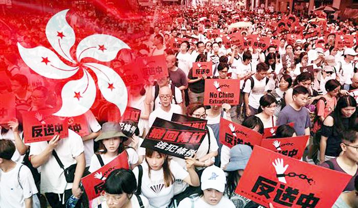 Việc cảnh sát nổ súng vào người biểu tình cũng giống như sự kiện đẫm máu ở quảng trường Thiên An Môn diễn ra cách đây 30 năm.