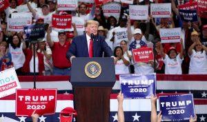 Ông Trump phá kỷ lục gây quỹ: Thu về 300 triệu USD cho chiến dịch tái tranh cử