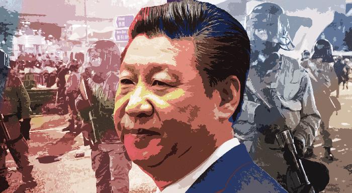 Tập Cận Bình đang gặp phải 'thiên nga đen' chính trị, tương lai phía trước của ĐCSTQ sẽ là muôn vàn khó khăn.