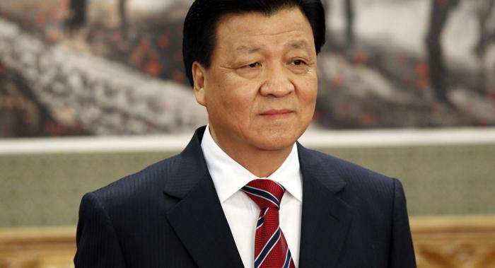Lưu Vân Sơn là một trong những Thường ủy Bộ Chính trị xếp hàng thứ 5, phụ trách hệ thống tuyên truyền hình thái ý thức Đảng Cộng sản Trung Quốc