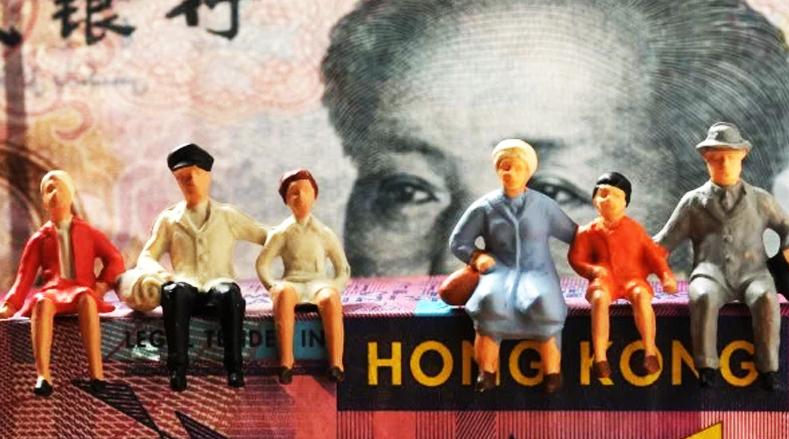 Người Đại lục cũng giống như Hồng Kông, đều phải chịu sự tàn bạo của cảnh sát, tất cả đều là những người bị thống trị, bị áp bức, là những người bị hại.