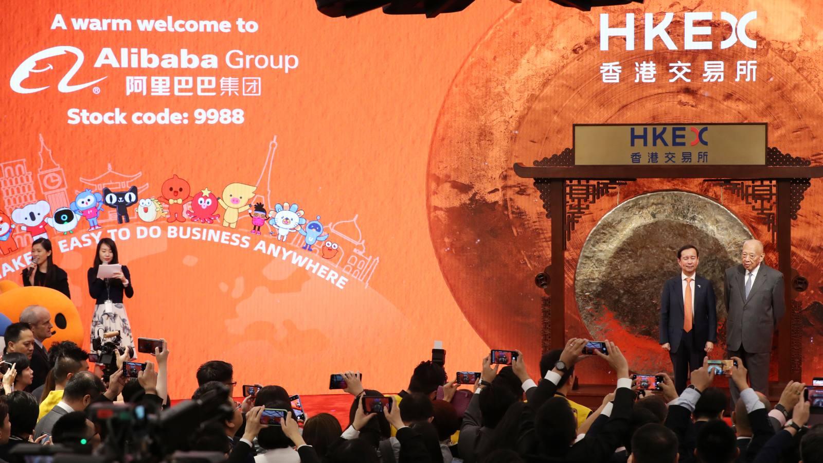 Alibaba quay lại Hồng Kông tiết lộ 2 bí mật của ĐCSTQ (ảnh 2)