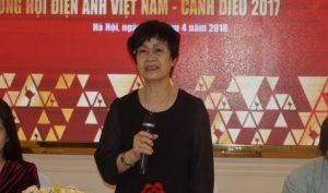 """Sau vụ """"đường lưỡi bò"""", bà Nguyễn Thị Hồng Ngát xin thôi duyệt phim"""
