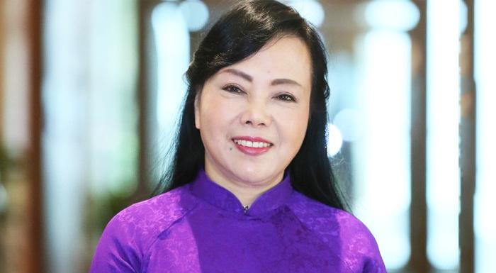 Bà Nguyễn Thị Kim Tiến chính thức rời ghế Bộ trưởng Y tế.