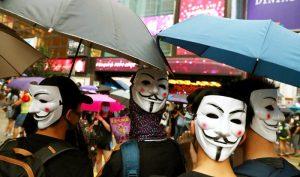 Tòa án Hồng Kông ra phán quyết: 'Luật cấm đeo mặt nạ' là vi hiến