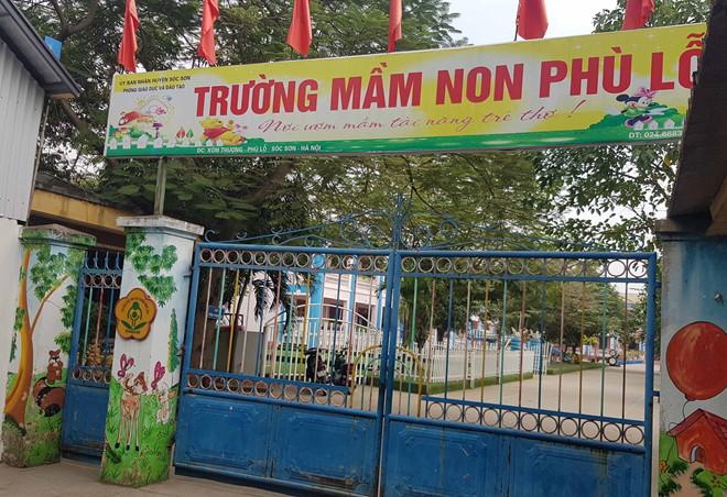 Hà Nội: Bé trai 3 tuổi tử vong do bị kẹt đầu khi chơi cầu trượt ở trường