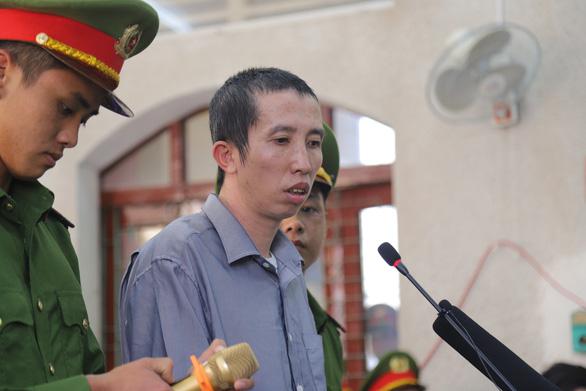 Bị cáo Bùi Văn Công cũng lĩnh 20 năm tù giam. (Ảnh qua tuoitre)
