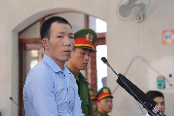 Bị cáo Lường Văn Hùng lĩnh án 20 năm tù. (Ảnh qua tuoitre)