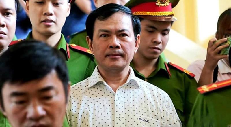 Nguyễn Hữu Linh bị tuyên y án 18 tháng tù.