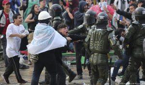 Colombia: Hàng trăm ngàn người tổng đình công phản đối chính phủ