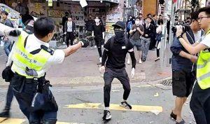Mỹ, Anh, Đài Loan đồng loạt kêu gọi chính quyền Hồng Kông lùi bước