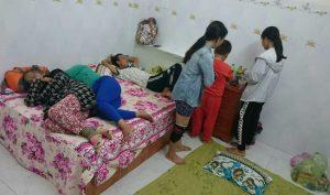 Ấm áp tình người: Chủ nhà nghỉ Bình Định lo ăn lo ở miễn phí cho người dân vùng tâm bão