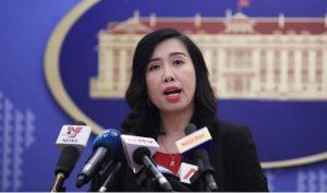 Việt Nam bác bỏ tuyên bố của Trung Quốc về việc 'chiếm đóng' Trường Sa