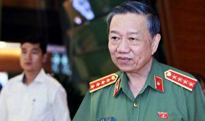 Vụ công an tát nhân viên quầy thu ngân, Bộ trưởng Tô Lâm yêu cầu chấn chỉnh đạo đức, tác phong
