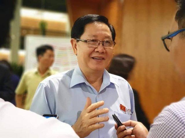 Bộ trưởng Bộ Nội vụ Lê Vĩnh Tân nói về vụ thượng uý công an ở tỉnh Thái Nguyên ném xúc xích, tát nhân viên quầy thu ngân. (Ảnh qua nld).