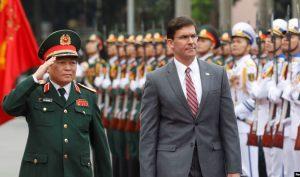 Mỹ tặng thêm cho Việt Nam một tàu tuần tra để bảo vệ Biển Đông