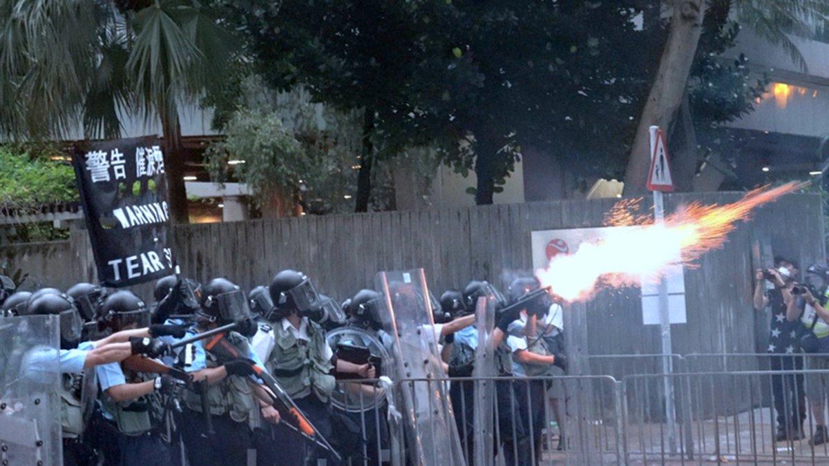 Quách Văn Quý tiết lộ: Hồng Kông muốn bắt giữ 30 ngàn người trước ngày 24/11 (ảnh 1)