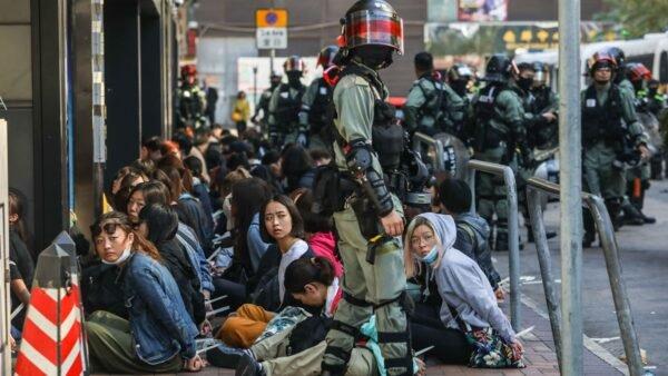 Quách Văn Quý tiết lộ: Hồng Kông muốn bắt giữ 30 ngàn người trước ngày 24/11 (ảnh 3)
