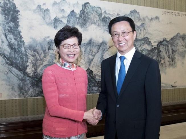 Lâm Trịnh Nguyệt Nga sẽ gặp phó thủ tướng Trung Quốc Hàn Chính tại Bắc Kinh (ảnh 1)