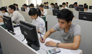 Bến tre: Thi Tin học được 1 điểm vẫn đạt giải khuyến khích cấp huyện