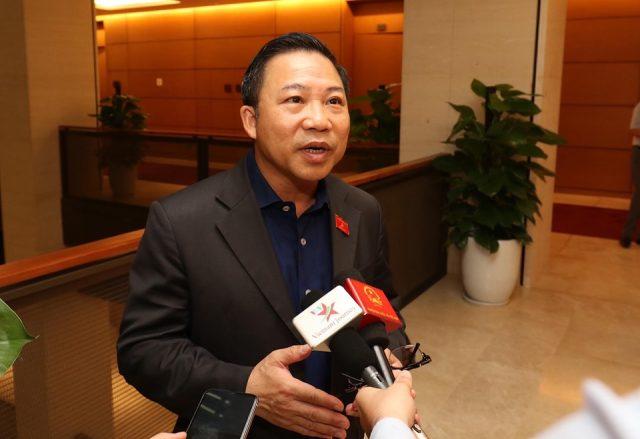 ĐBQH Lưu Bình Nhưỡng. (Ảnh qua news)