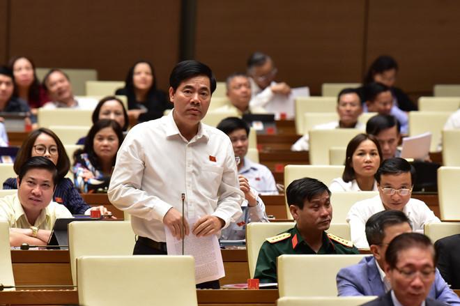 Ông Nguyễn Quang Dũng, Viện trưởng Viện kiểm sát nhân dân cấp cao tại Đà Nẵng, cho rằng phát biểu của ông Lưu Bình Nhưỡng về ngành kiểm sát là hồ đồ, chủ quan. (Ảnh qua thanhnien)