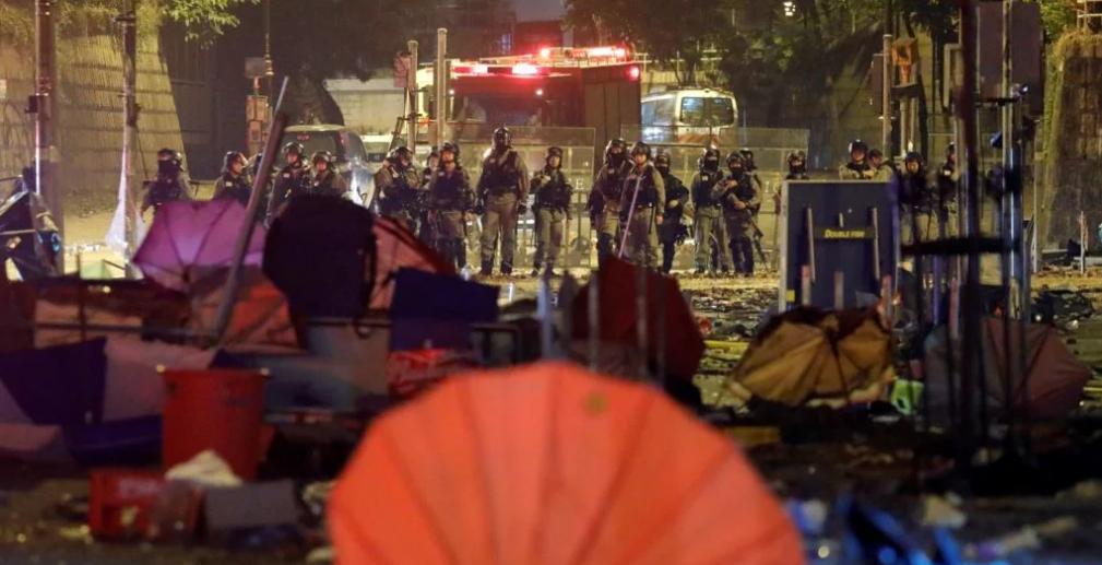 Quách Văn Quý tiết lộ: Hồng Kông muốn bắt giữ 30 ngàn người trước ngày 24/11 (ảnh 2)