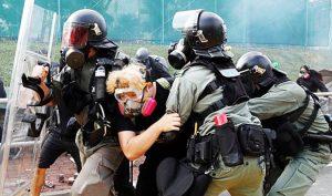 Sinh viên Đại lục phát động chiến dịch hỗ trợ người biểu tình Hồng Kông