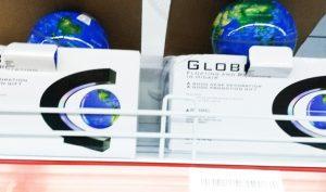 Vũng Tàu: Siêu thị U Mart bán đèn hình quả địa cầu có 'đường lưỡi bò'