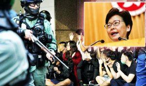 Lâm Trịnh mở họp khẩn cấp, đưa ra giờ giới nghiêm, tăng cường trấn áp vũ lực